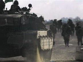 Израильские войска продвинулись в жилые кварталы Газы