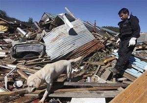 Список опознанных жертв землетрясения в Чили увеличился до 497 человек