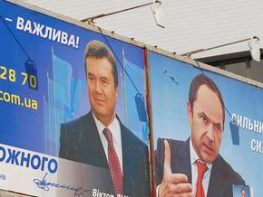 Исследование: Украинцы очень плохо воспринимают политическую рекламу