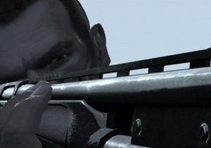 Из компьютерной игры GTA IV сделали фильм