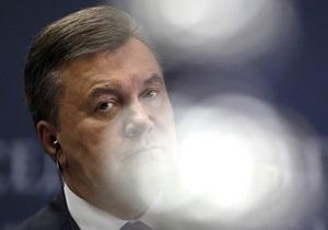 Янукович согласился встретиться с лидерами парламентских фракций
