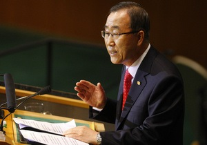 ООН призывает НАТО не допускать жертв среди мирного населения Афганистана