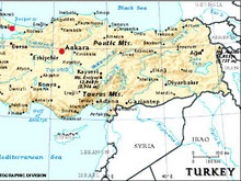 В Турции разбился автобус с иранскими туристами