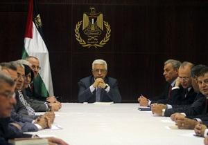 Израиль и Палестина назначили дату первых за три года переговоров