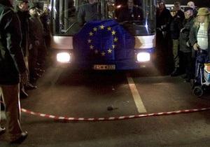 СМИ: Германия и Франция могут восстановить пограничный контроль
