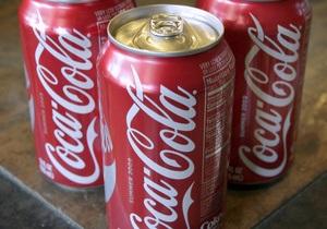 Из-за наводнения в Ирландии с прилавков исчезла кока-кола