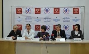 Семейный банк пуповинной крови  Гемафонд  начал новый этап в реализации Всеукраинской программы применения пуповинной крови