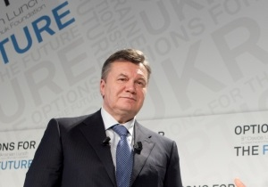 Янукович: Украина стремится стать полноправным членом ЕС