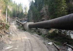 Губернатор Прикарпатья решил остановить строительство многочисленных ГЭС в Карпатах