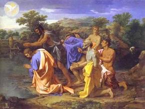 Христиане отмечают Крещение