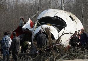 Польша продлила следствие по делу о катастрофе самолета Качинського