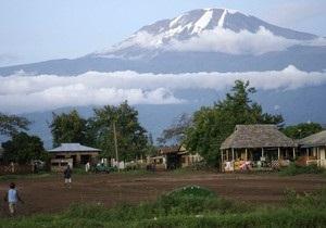 Британец покорил Килиманджаро в 82 года