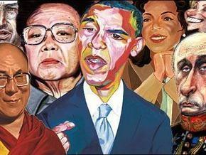 Newsweek назвал самыми влиятельными людьми мира Обаму, Ху Цзиньтао и Саркози