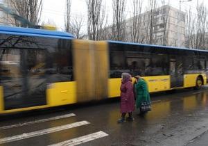 В принимающих Евро-2012 городах могут появиться полосы для общественного транспорта