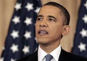 Обама о смерти Каддафи: Тирания пала, но Ливию впереди ждут трудные дни