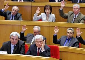В Молдове нет желающих баллотироваться в президенты