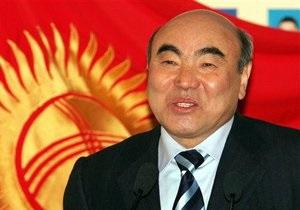 Новые власти Кыргызстана не исключают возвращения Акаева