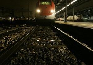 В США пьяный подросток попал под поезд и остался жив