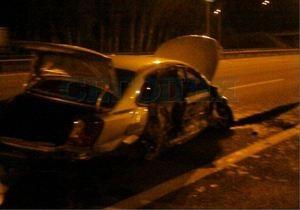 Свидетели нелегальных автогонок в Киеве рассказали подробности смертельной аварии