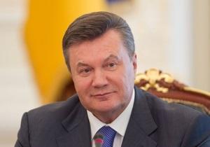 Обнародована речь Януковича для его отмененной пресс-конференции