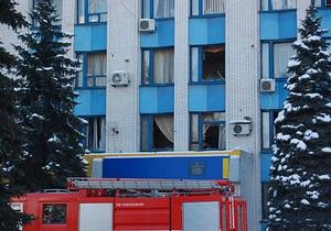Взрывы в Макеевке: в городе началась паника