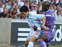 Французская Лига 1: Лион снова отрывается