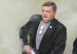 Нардепу от НУ-НС Грымчаку вручили копию постановления о возбуждении уголовного дела