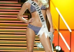 Конкурс красоты Мисс Швейцария отменили