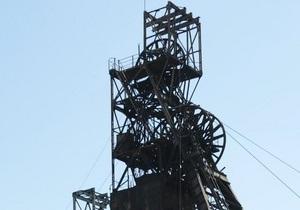 На шахте в Донецкой области погиб горняк, судьба троих шахтеров неизвестна
