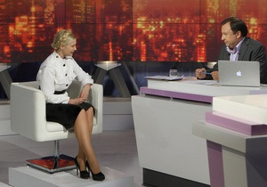 Тимошенко заявила, что не угрожала следователю