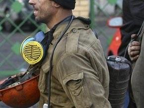 На шахте в Енакиево спасли горняков, которые были заблокированы обрушением