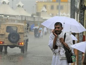 Жертвами проливных дождей в Саудовской Аравии стали почти 50 человек