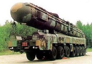 В России испытали ракету Тополь с экспериментальной боевой частью