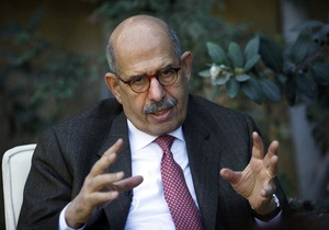 Египет: Мохаммед Барадеи объявил о создании новой партии