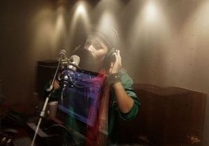 В Афганистане артистка впервые в истории исполнила рэп со сцены