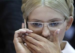 Тимошенко просит отпустить ее во Львов на годовщину визита Иоанна Павла ІІ