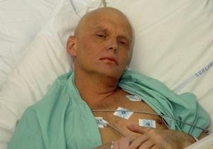 Российский след  исключен из дела о гибели Литвиненко
