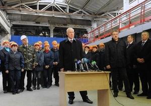 Азаров - киевлянам: Те, за кого вы голосовали, вам помогать не будут