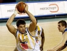 БК Киев и Азовмаш одержали первые победы в плей-офф