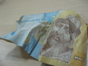 Зарплата в Украине в октябре снизилась на 10,9%