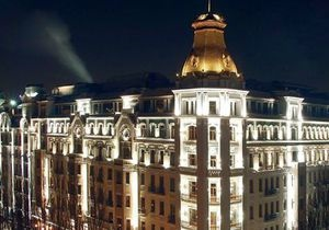 Милиция разоблачила подпольное казино в киевской гостинице Premier Palace