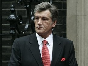 Сегодня Ющенко примет президента Таджикистана