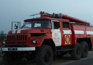 В Киеве во время пожара спасли шесть человек