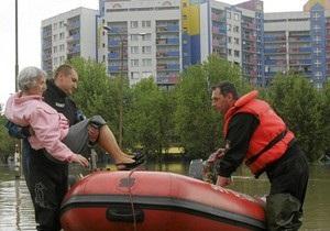 Медведев: Россия поможет Польше в борьбе с наводнением
