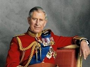 Принц Чарльз отметил 60-летие