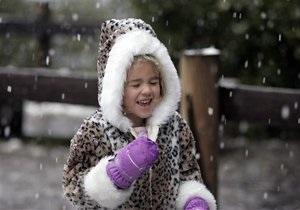 В Винницкой области из-за погоды и отсутствия горючего более тысячи детей не посещают школу