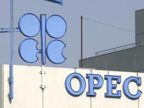 Нефтяная корзина ОПЕК продемонстировала рекордное падение