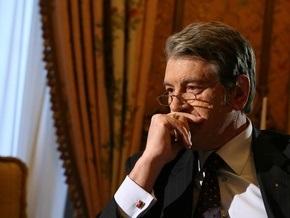 Ющенко отменил свой указ об отстранении от должности главы Подольского района Киева