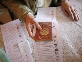 ЦИК Молдовы назвал дату пересмотра итогов парламентских выборов