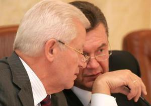 Мороз поздравил Януковича с  избранием президентом